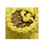 Торт Карамелька